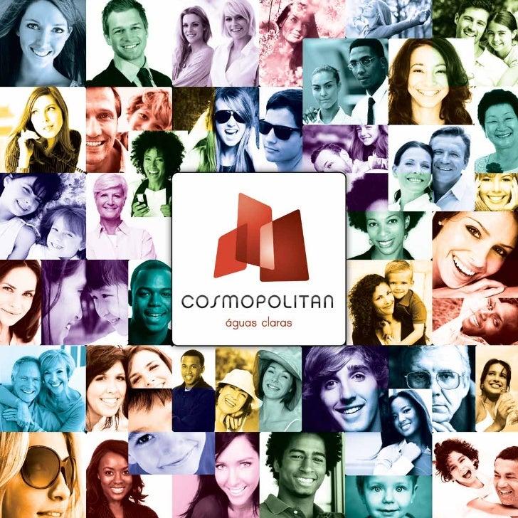 Cosmopolitan   1 E 2 Qtos   Ag Claras