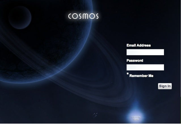 First there was Chaos... What Cosmos can do for Recruitment