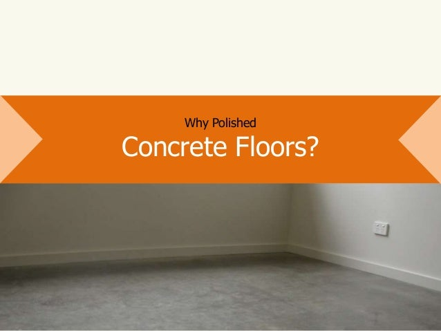 Polished Concrete Cost : Cost-effective Polished Concrete Floors