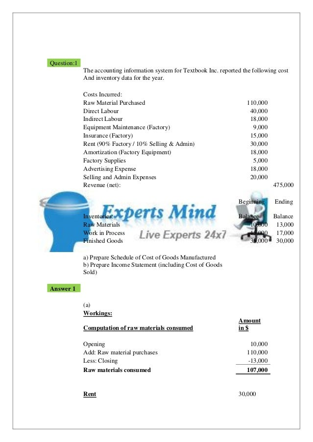 Homework help cost accounting buying a essay online