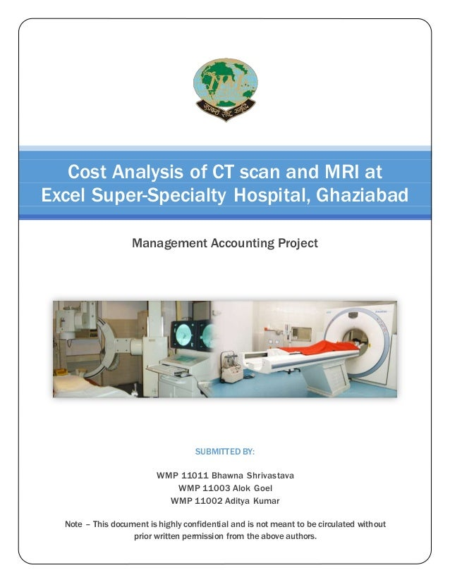 cost accounting project paper Cost management and production control for construction companies cost accounting a research project which aimed to develop a cost accounting.
