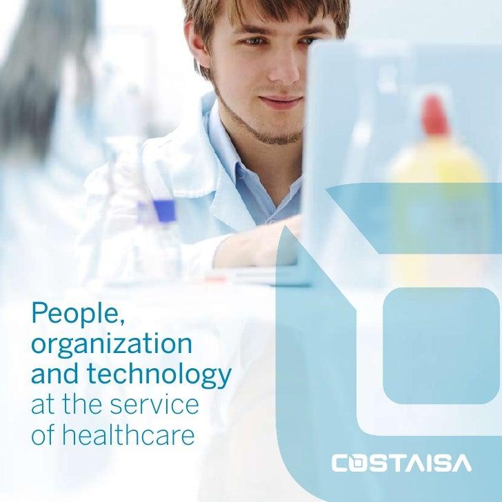 COSTAISA Healtcare services