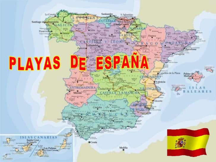 Costa Playas_de_España