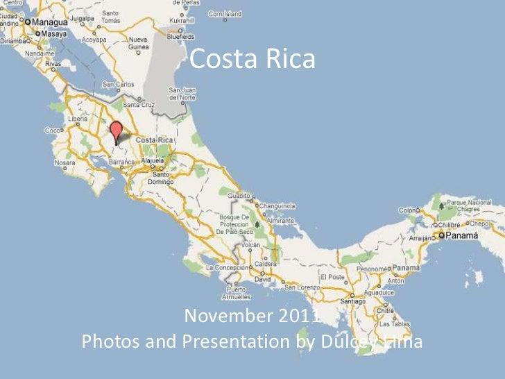 Costa rica 2011 for screen