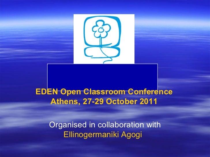 OCC2011 Keynotes: Costas Tsolakidis