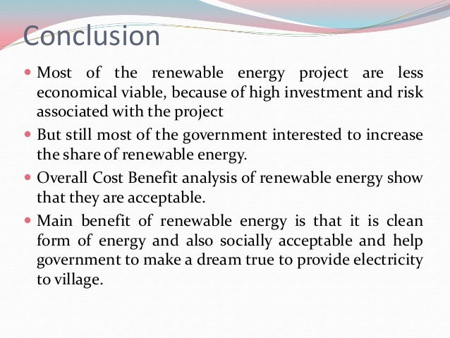 Solar power essay conclusion