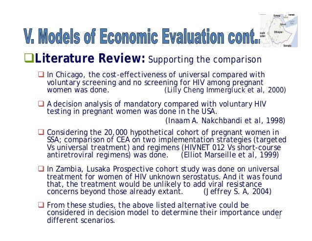 Service delivery literature review