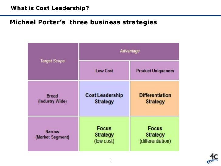 cost leadership strategy airlines Cost leadership and economic uncertainty  one of the key elements behind a successful cost leadership strategy is fostering a mentality which encourages innovation the best way to reduce expenditure is to look at cost from a different angle  the irish airline's business strategy was pioneered by southwest airlines and made up of four.