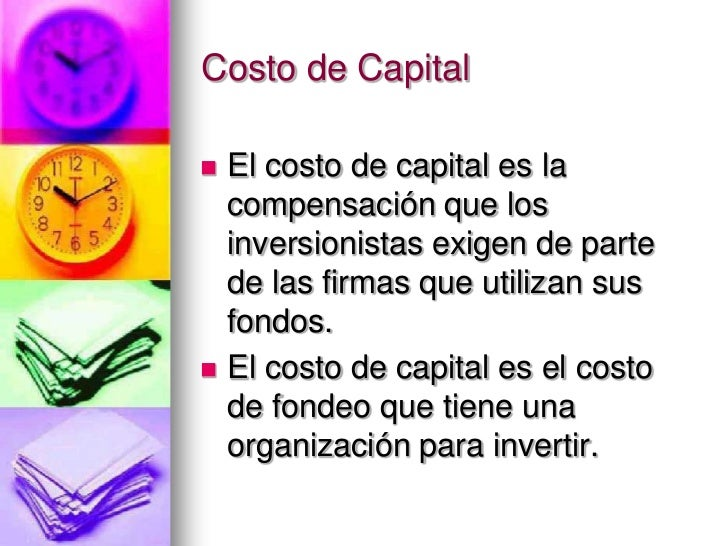 The Capital structure decision and the cost of capital Essay