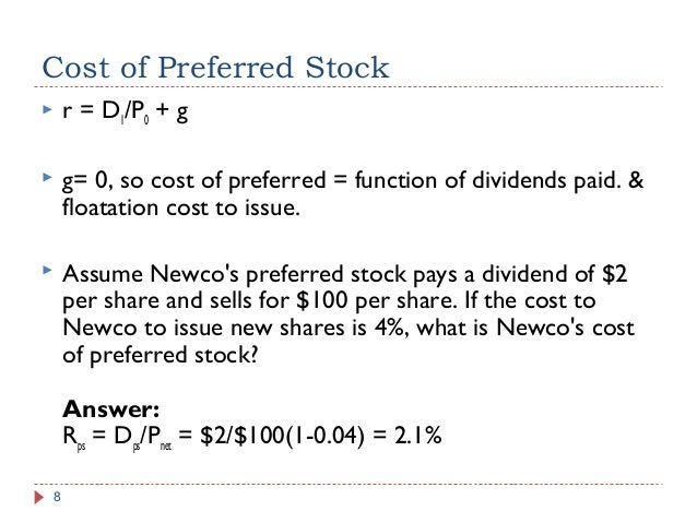 How much does a shar od a stock cost?