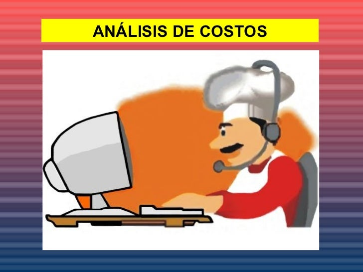 ANÁLISIS DE COSTOSCOMPARACIÓN DE COSTOS REALES VS PRESUPUESTADOS