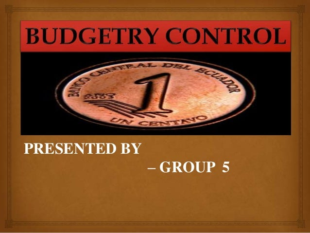 PRESENTED BY – GROUP 5