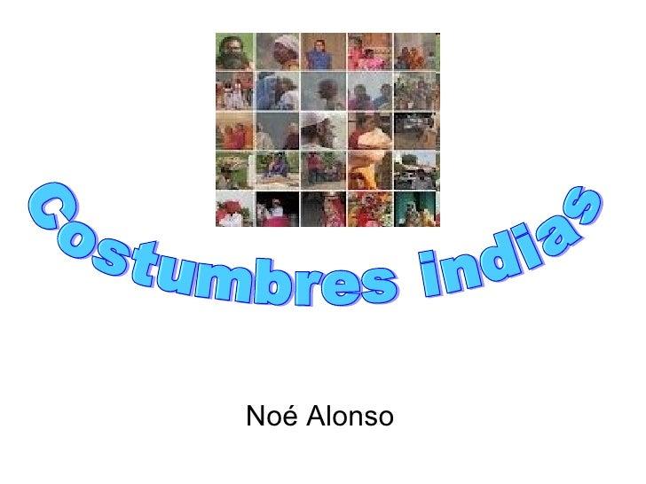 Noé Alonso