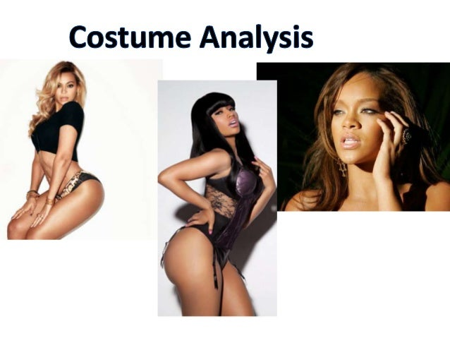 In this image, Beyonce is dressed as royaltyshowing her importance in the RnB musicindustry, representing her as the 'Quee...