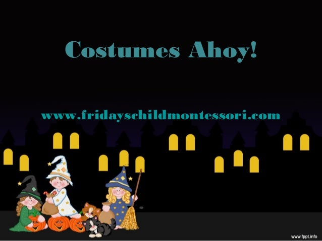 Costumes ahoy