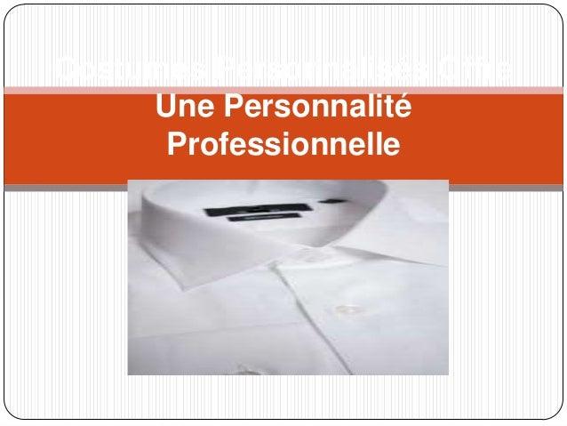Costumes Personnalisés Offre Une Personnalité Professionnelle