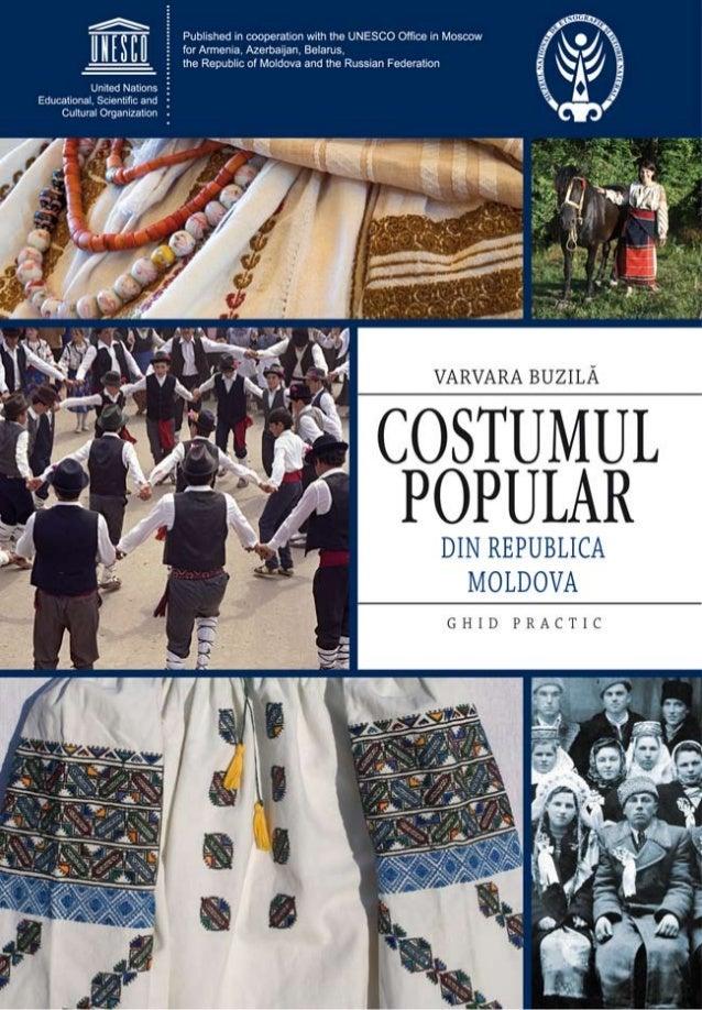 Costumul popular din Republica Moldova