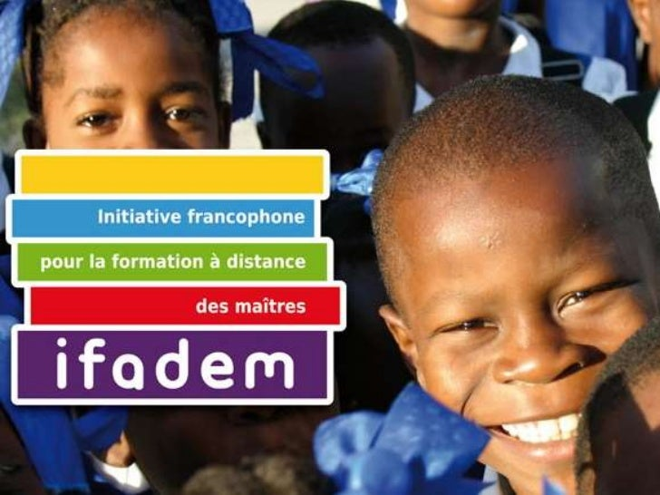 Pourquoi ?• Pour atteindre le second Objectif du millénaire  pour le développement, l'Education pour  tous, quatre million...