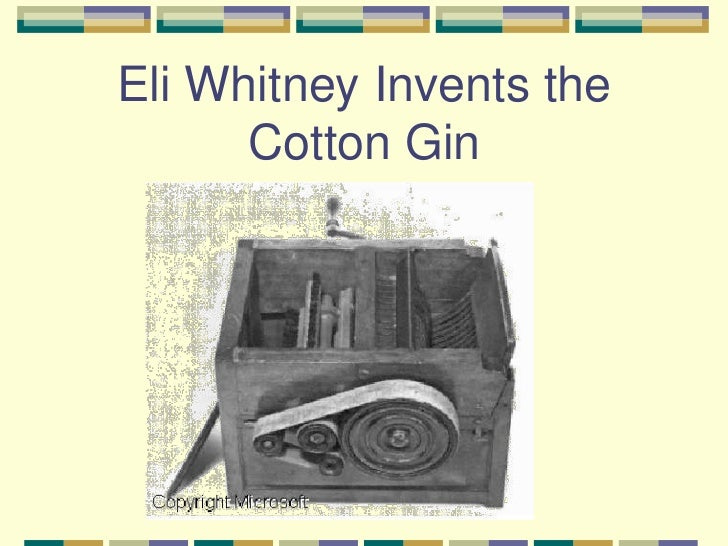 Cotton gin and interchangeable parts