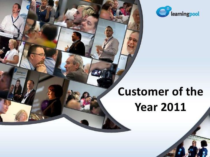 Customer of the Year 2011<br />