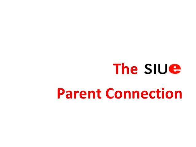 Parent ConnectionThe