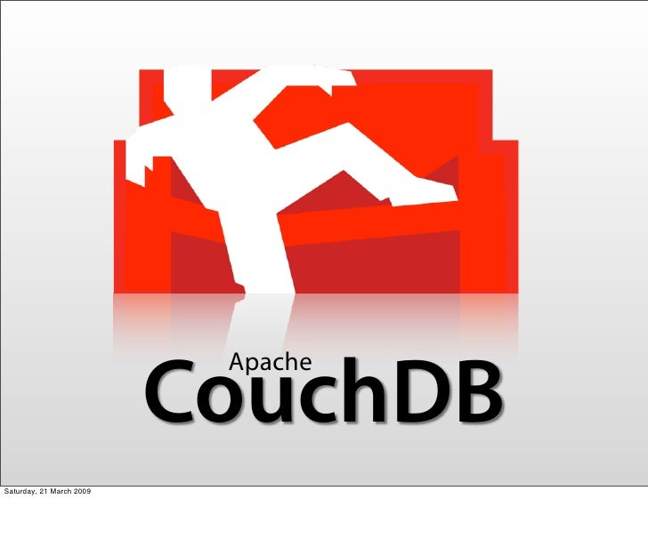 Couch Db In 60 Minutes