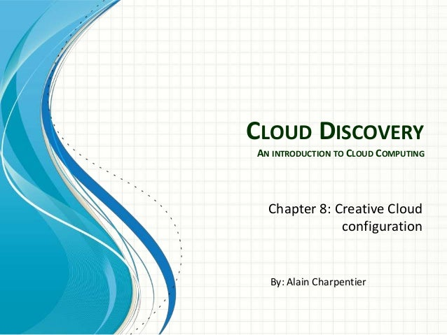 Coud discovery chap 8