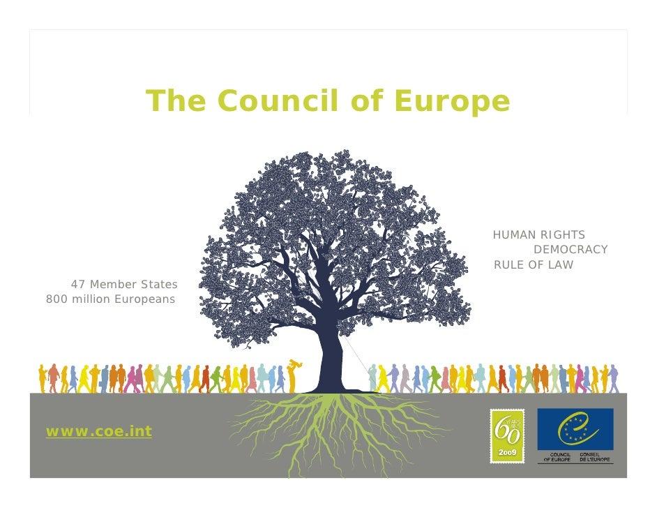 Outreach - Council of Europe