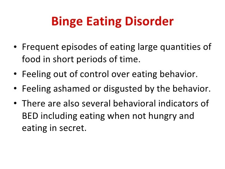 negative effects of eating disorders Home » news » binge eating can have lasting effects the researchers concluded that the adverse effects of binge-eating disorder and bulimia on subsequent functioning were largely the result of these later-onset comorbidities.