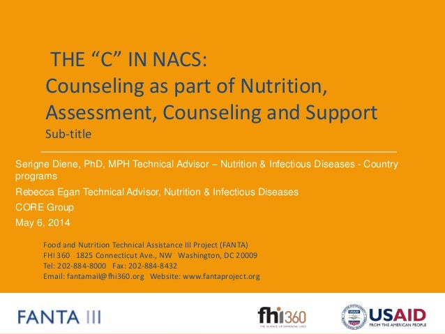 How to Ensure Counseling is NOT a Mini-Lecture_Sergine Diene and Rebecca Egan_5.6.14