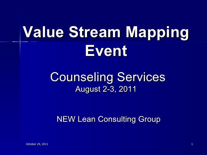 Counseling vsm presentation_7-20-2011