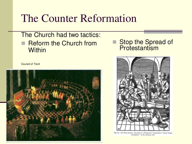 an overview of the reformation of the catholic church Counter-reformation: doctrine and practice than similar bodies in those countries where protestant princes had more power than the roman catholic church.