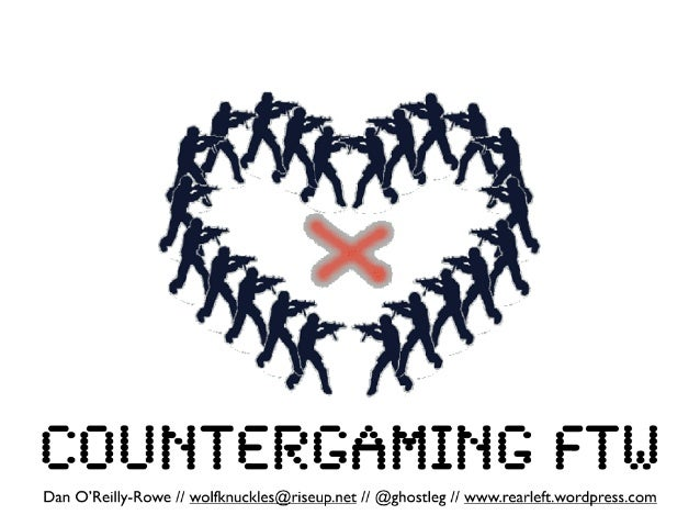 Countergaming ftw