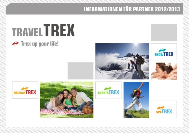 TravelTrex- Trex up your life!