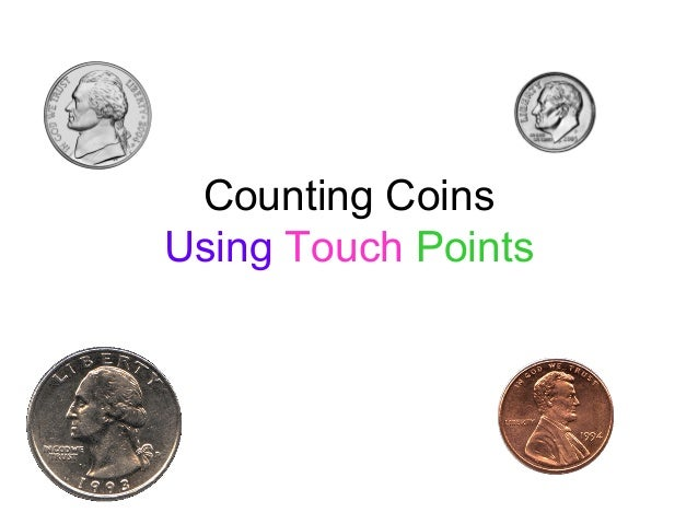 Counting coins touch_point_intro