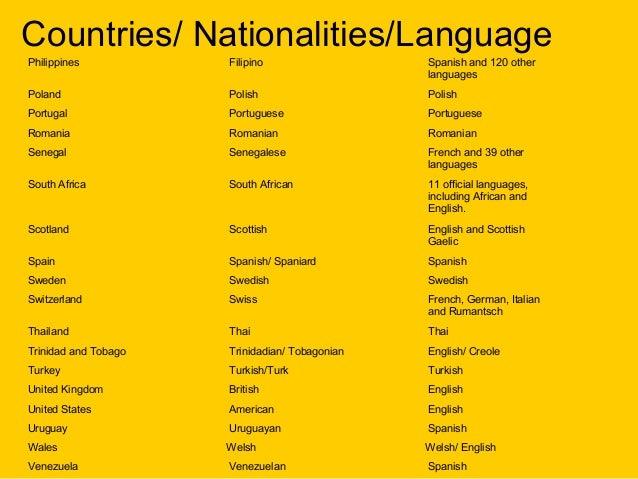 Jamaican language spoken