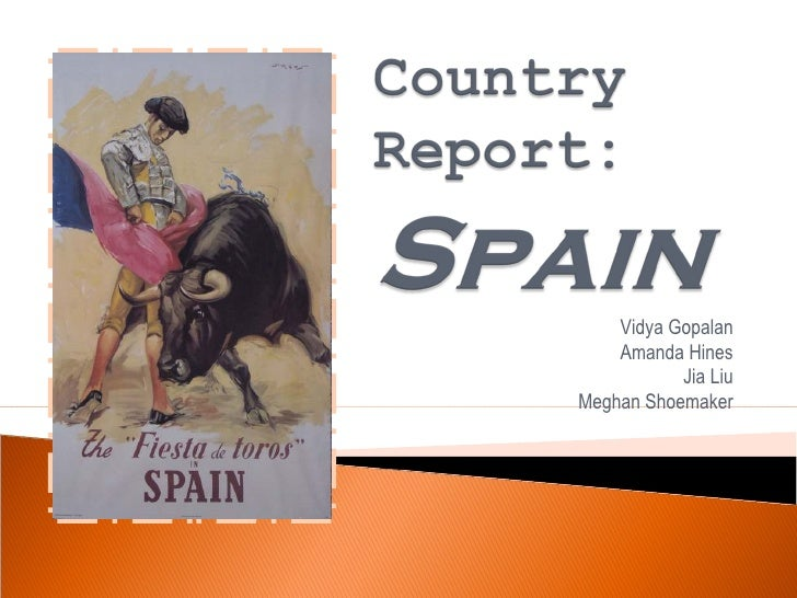 Spain_Country Report