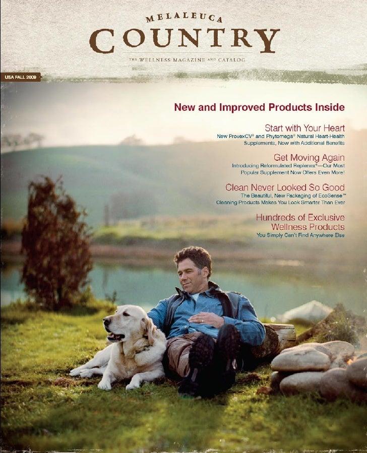 Melaleuca Country Catalog