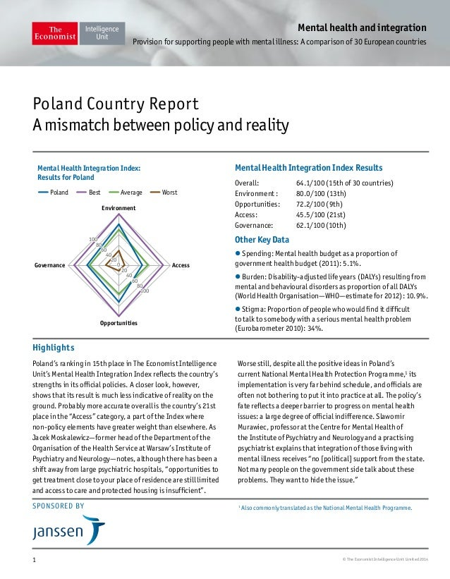 country report for poland Latest research from the world bank on development in poland, including reports, studies, publications, working papers and articles.