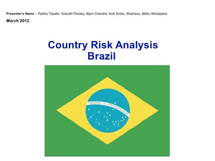 Country risk analysis_brazil