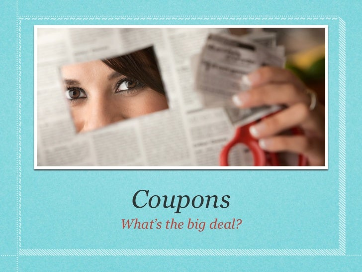 Couponing course