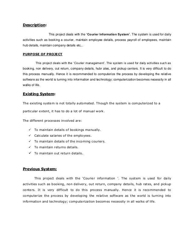 Car Rental System Project Abstract