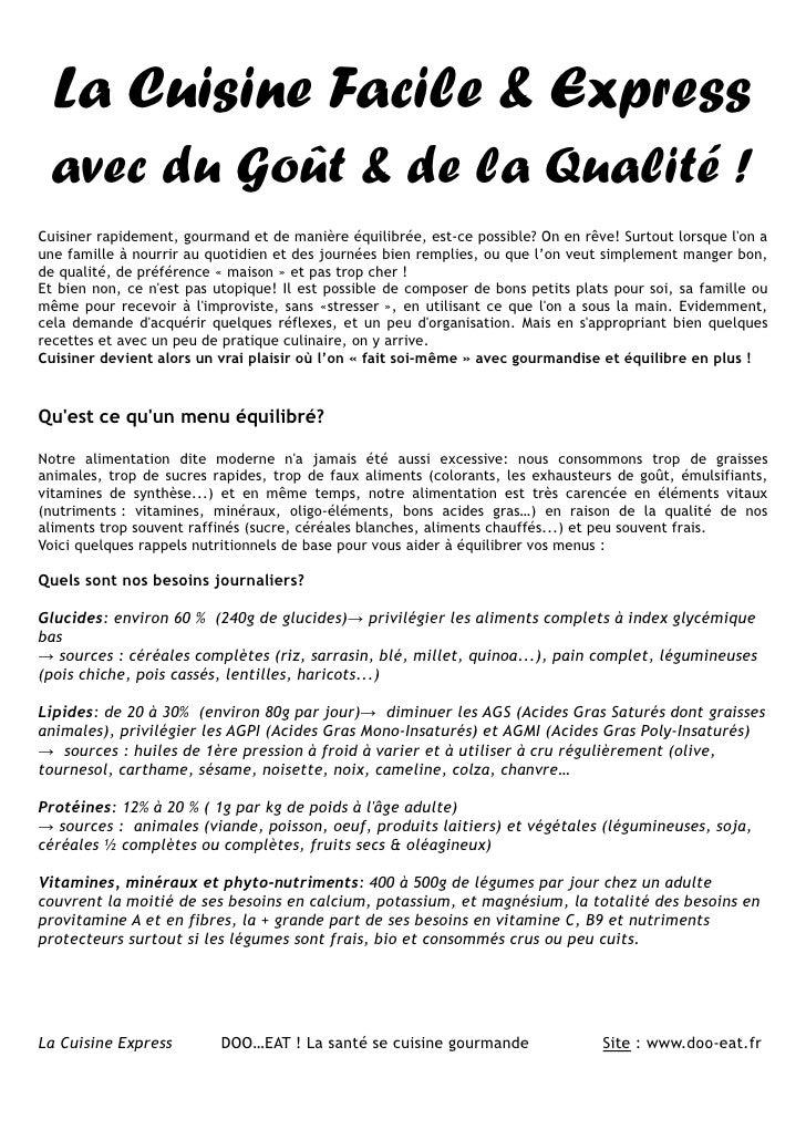 Cours aljt dec2010_qualitégoût_démo