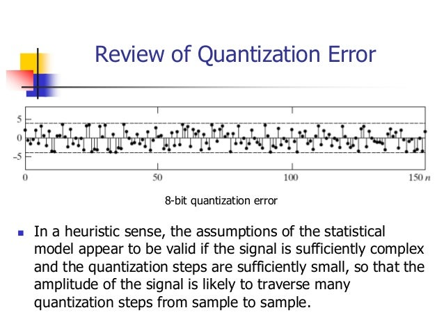 Course 10   example application of random signals - oversampling and noise shaping