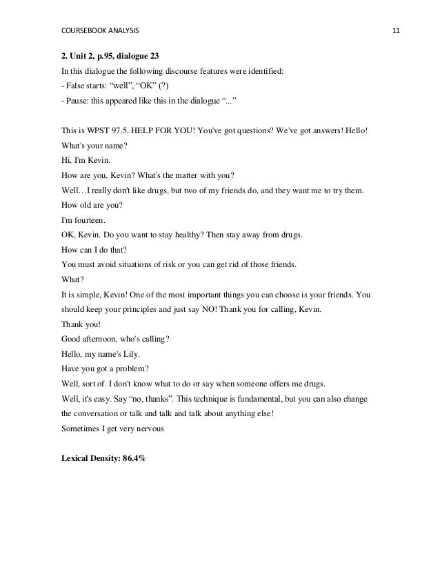 dialogue essay for oral test Dialogue for 3 person recommended pages from our site - selected by our team 1 english lessons and exercises english test #1232: dialogue 1 easy.