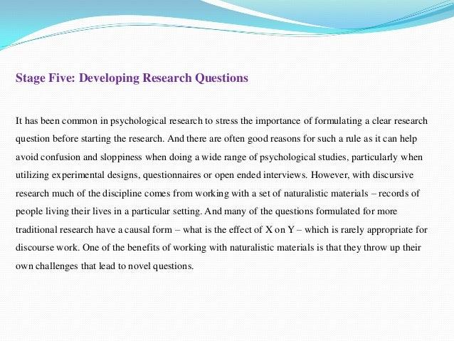 Psychology Question!?