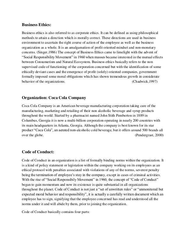 coca cola research paper Useful coca cola research report sample free example of a research report on coca cola writing topics read also tips how to write good academic reports online.