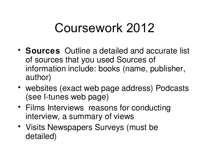 leaving cert religious education coursework 2013