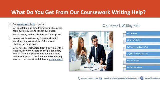 coursework writing uk