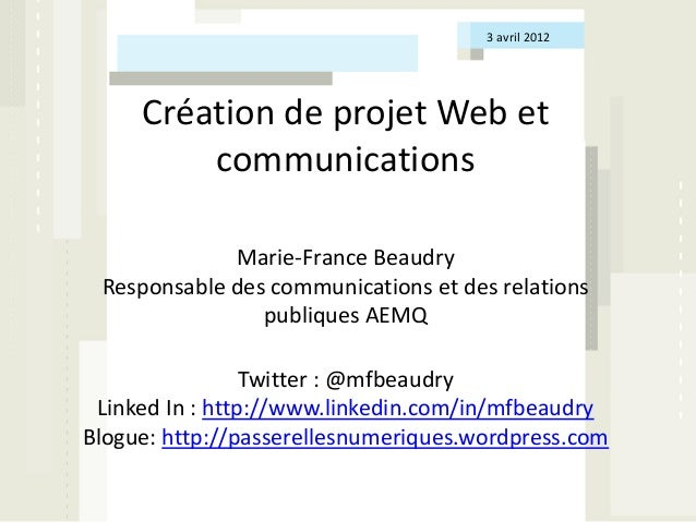 Cours internet avril 2013